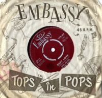 Joan Baxter And The Beatmen - Baby Love (Embassy WB 661)